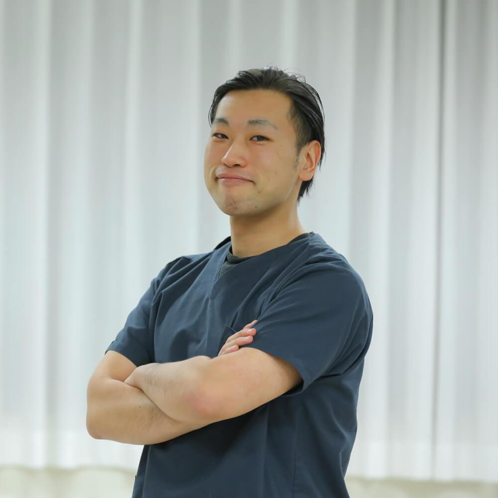 矢口雄高(柔道整復師 鍼灸師)