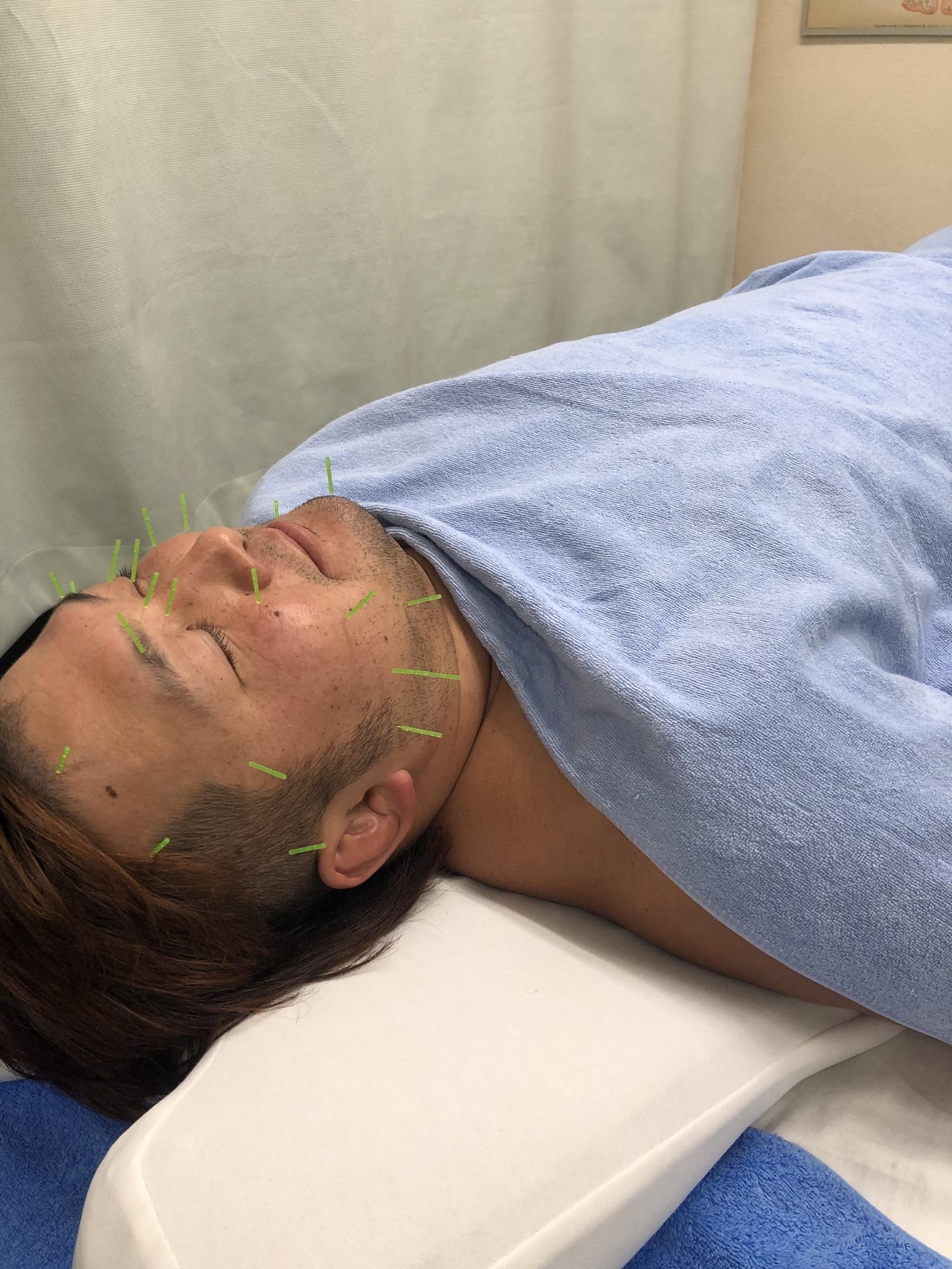MAS療法LABO健美屋 施術の様子②